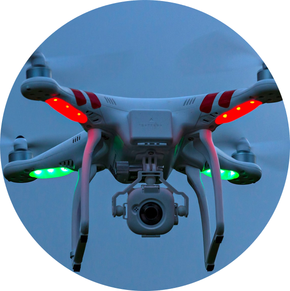 Drones in the news !